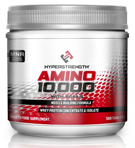 Amino 10000 HyperStrength Inner Armour (500 tab)