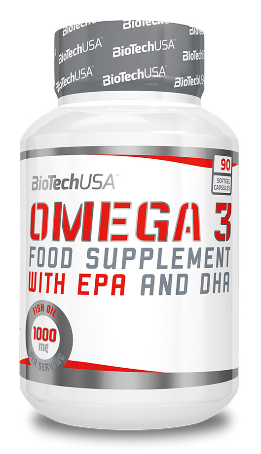 Omega 3 BioTech (90 softgels)