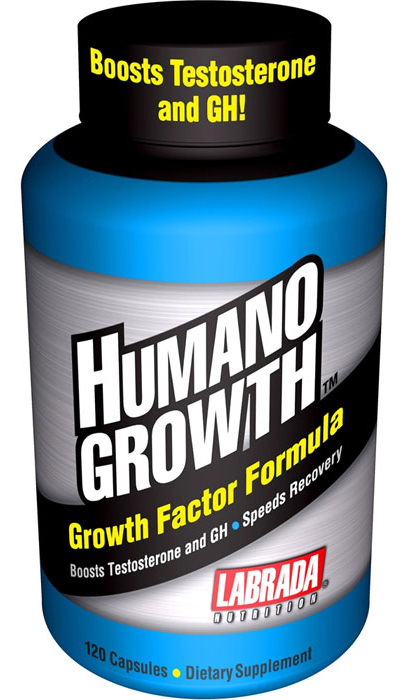 HumanoGrowth Labrada Nutrition (120 кап)