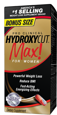 Hydroxycut Max Pro Clinical for Women (75 cap)