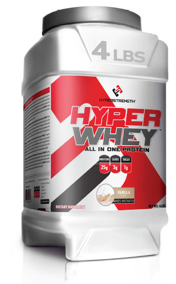 Hyper Whey Inner Armour (1810 гр)(годен до 02/09/2018)