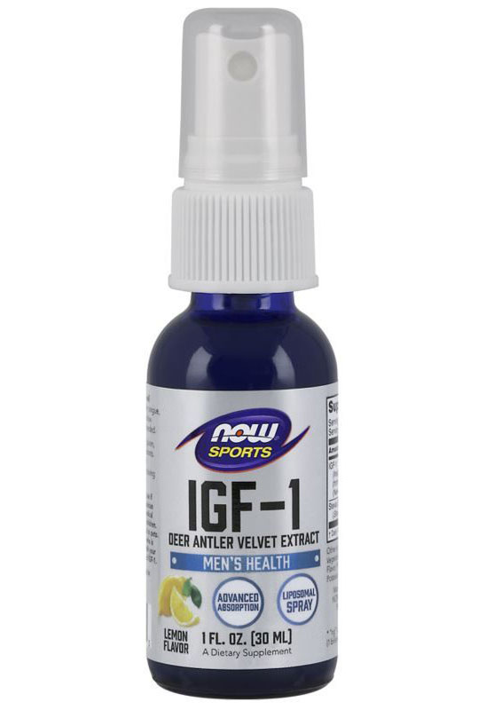 IGF-1 Liposamal Spray NOW (30 ml)