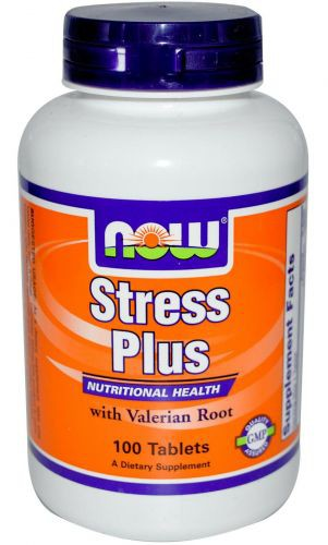Stress Plus NOW (100 tab)