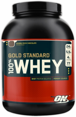 100% Whey Gold Standard (2352 гр)
