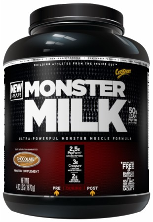 Monster Milk CytoSport (1872-2016 гр)