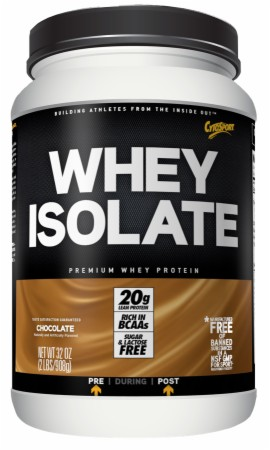 Whey Isolate CytoSport (908 гр)