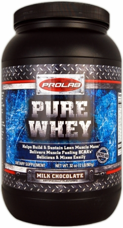 Pure Whey Prolab (908 гр)