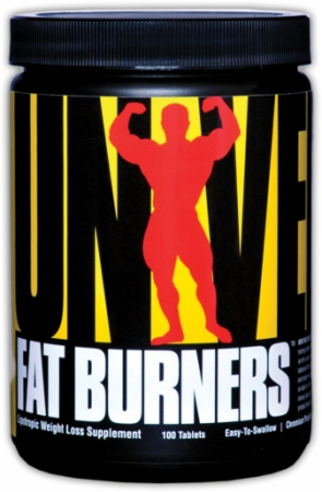 ETS(Easy-To-Swallow) Fat Burners Universal Nutrition (100 таб)