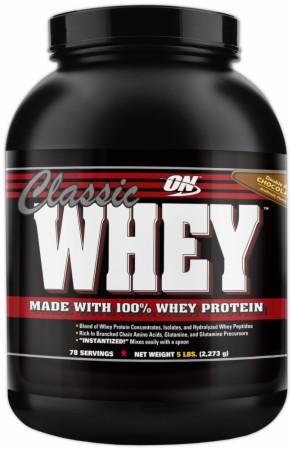 Classic Whey (2273 gr)