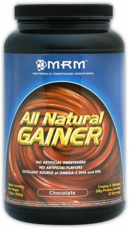 All Natural Gainer MRM (1512 гр)
