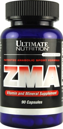 ZMA Ultimate Nutrition (90 кап)