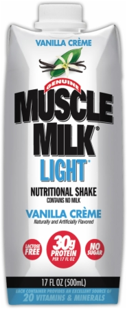 Muscle Milk Light RTD CytoSport (500 мл)