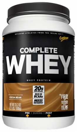 Complete Whey Protein CytoSport (1000 гр)