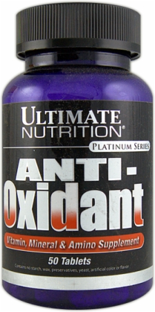 Anti-Oxidant Ultimate Nutrition (50 таб)