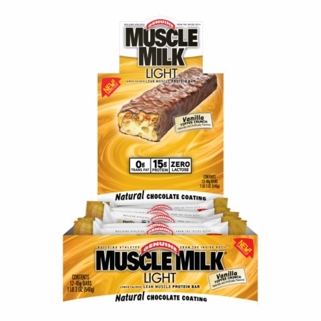 Muscle Milk Light Protein Bars CytoSport (45 гр)