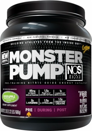 Monster Pump CytoSport (600 гр)