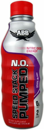 Speed Stack Pumped N.O. ABB (650 ml)