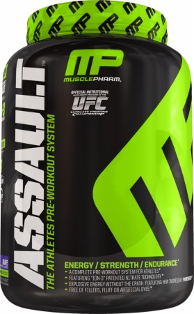 Assault NEW MusclePharm (725 gr, 50 serv)