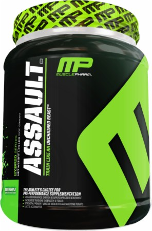 Assault MusclePharm (184 гр, 8 порций)