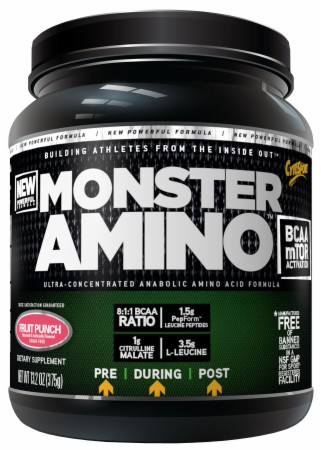 Monster Amino BCAA CytoSport (375 гр)