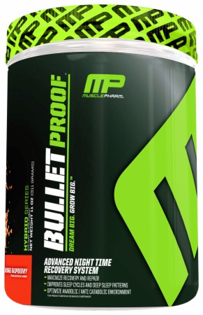 Bullet Proof MusclePharm (346 гр)