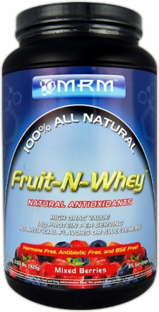 Fruit-N-Whey MRM (921 гр)