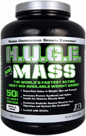 H.U.G.E. MASS Xero Limits (2282 гр)