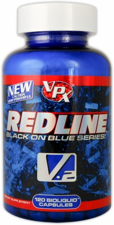 REDLINE Black on Blue V.2 (120 кап)