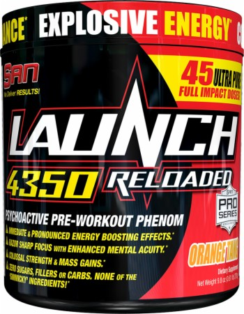 Launch 4350 Reloaded SAN (272-278 gr)(EXP 02/2019)