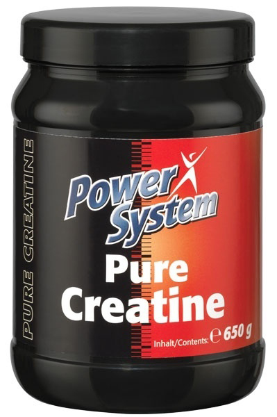 Pure Creatine Power System (650 гр)(годен до 02/2018)