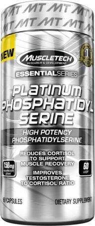 Platinum Phosphatidyl Serine Muscle Tech (60 кап)