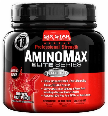 AminoMax Elite Series Six Star (273 гр)
