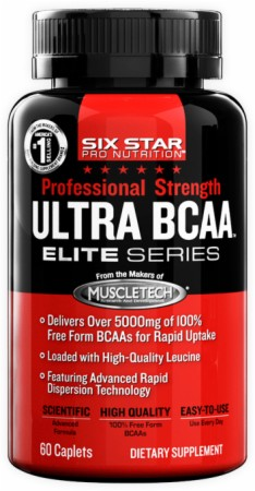 Ultra BCAA Elite Series Six Star (60 кап)