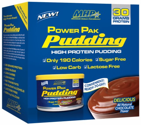 Power Pak Pudding MHP (6 шт по 250 гр)