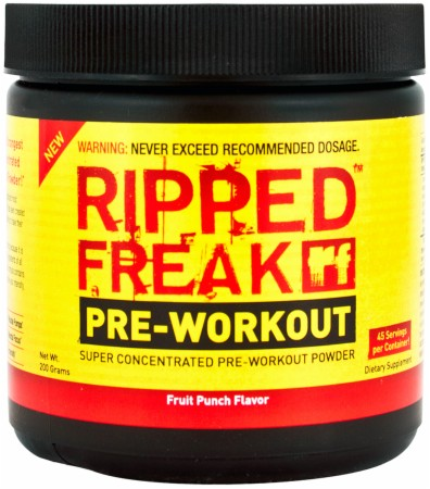 RIPPED FREAK PRE-WORKOUT (200 гр)