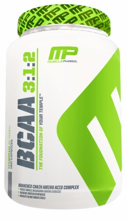 BCAA 3:1:2 MusclePharm (240 кап)