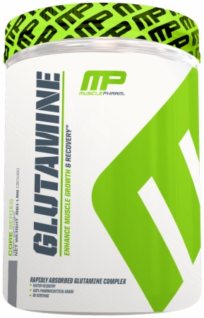 Glutamine MusclePharm (300 гр)