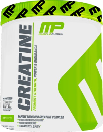 Creatine 5 Superior Blends of Creatine MusclePharm (300 гр)