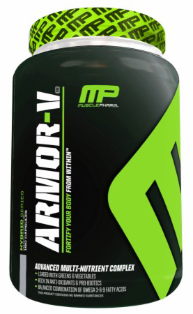 Armor-V MusclePharm (120 cap)