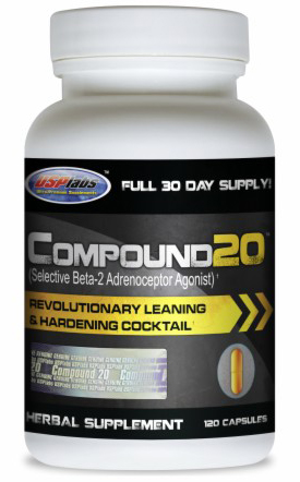 Compound 20 USPlabs (120 cap)