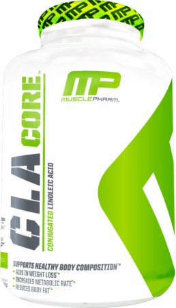 CLA Core MusclePharm (180 cap)
