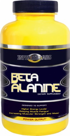 Beta Alanine Infinite labs (180 кап)