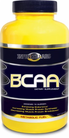 BCAA Caps Infinite labs (180 кап)