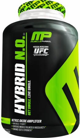 Hybrid N.O. MusclePharm (32 кап)