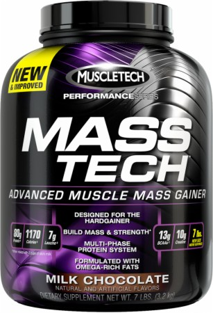 Mass Tech Performance Series MuscleTech (3200 gr)