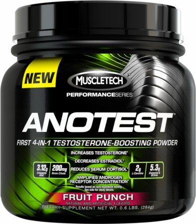 Anotest Performance Series MuscleTech (284 гр)