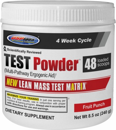 TEST Powder USPlabs (240 gr)
