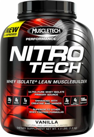Nitro-Tech Performance Series MuscleTech (1800 гр)