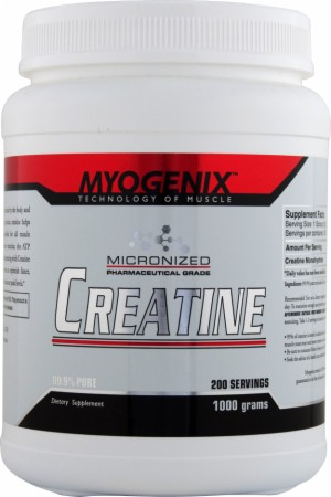 Creatine Myogenix (1000 gr)