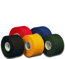 Masters Tape-Тейп Спортивный 100% хлопок цветной 3,8см - 9,1м